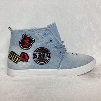 Model NB101 WHITE/BLUE